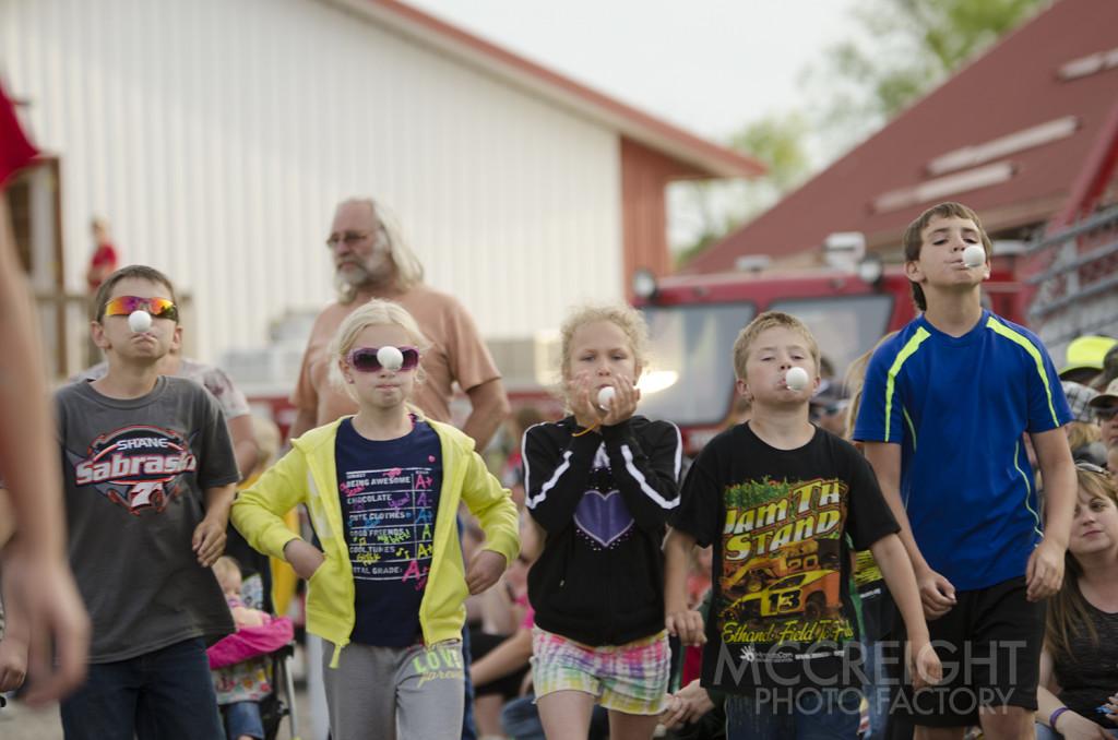 Granite City Speedway Kids Night June 8th 2014 Dan