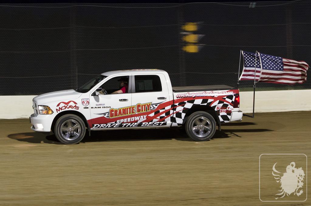 GCS Pace Truck